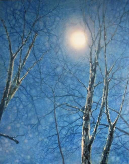 Mond-Schein-Traum 100X120
